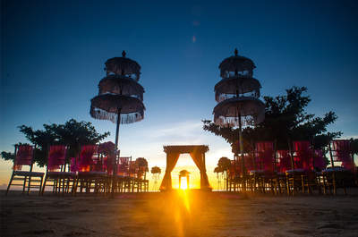 Destination Wedding im Kayumanis Bali – Traumhafte Hotels in Nusa Dua, Ubud und Jimbaran!