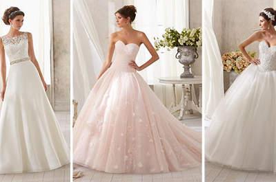 Collezione sposa Mori Lee 2015: scintillanti sirene e principesse fiabesche