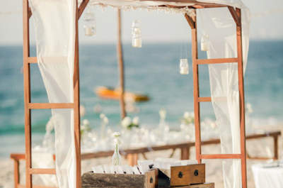 Decoration For Your 2017 Beach Wedding: Leave Your Guests Speechless On Your Big Day