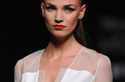 8 estilos de peinados recogidos 2013 para las invitadas