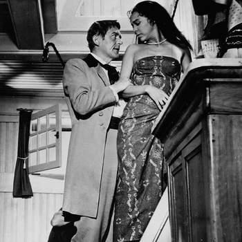 Dorothy Dandridge em Tamango, 1958