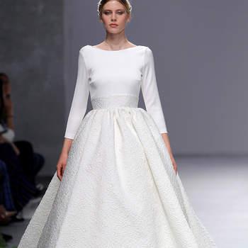 Créditos: Cristina Tamborero | Barcelona Bridal Fashion Week