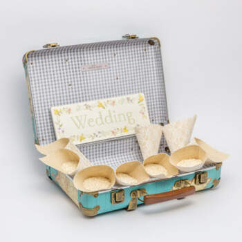 Maleta de viaje- Compra en The Wedding Shop