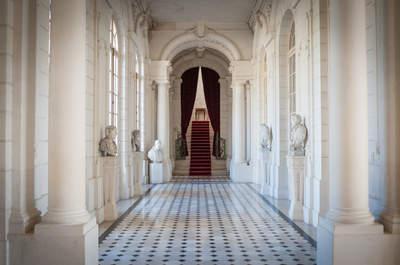 Un véritable mariage de conte de fées, au château de Baronville