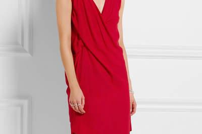 Czerwone sukienki na wesele 2017! Kolor pasji i miłości doda Ci wdzięku.