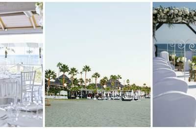 Los 6 mejores lugares de Marbella para celebrar una boda en la playa