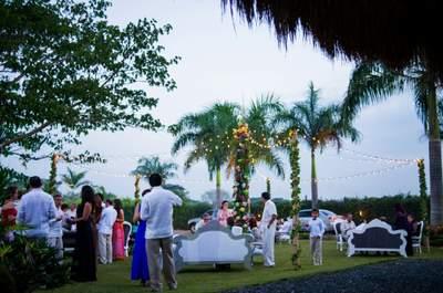 Las mejores haciendas en Cali para tu boda