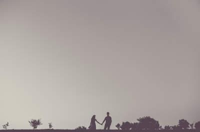 Historia miłosna od zaręczyn na Trzech Koronach do pięknej sesji w otoczeniu Tatr! Zapraszamy!