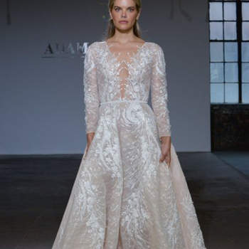 Adam Zohar. Credits_ New York Bridal Week