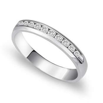Jared® Platinum Wedding bands
