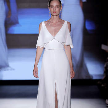 Rosa Clará - Credits: Barcelona Bridal Fashion Week