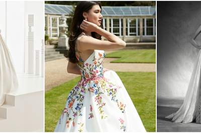 The Most Romantic Wedding Dress Designs of 2017! Discover Them Now!