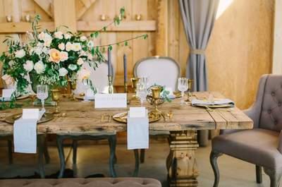 Organiza tu boda en 6 meses con los consejos de las mejores wedding planners