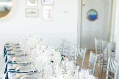 40 pomysłów na ślub w stylu marynarskim. Zachwyci gosci!