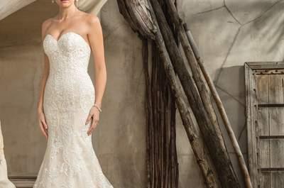 40 abiti da sposa taglio sirena che ti faranno innamorare