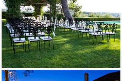10 fincas de Madrid con los mejores jardines para celebrar una boda
