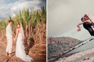 Mariage à l'Ile de la Réunion