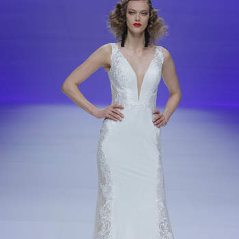 Créditos: Maggie Sottero | Barcelona Bridal Fashion Week