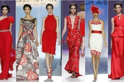 Vestidos de festa vermelhos: o melhor da temporada