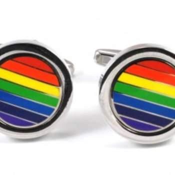 """Estos gemelos son ideales para una boda gay. Foto: <a href=""""https://www.zankyou.es/f/gemelolandia-21113"""" target=""""_blank"""">Gemelolandia</a>"""