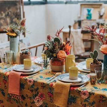 Photo : Margaux Pastor - Vaisselle : Boutique nous