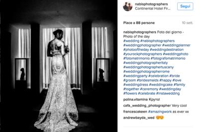 10 abiti da sposa visti su Instagram che vorrai copiare