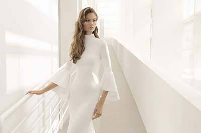 41 umwerfende Brautkleider für die Winterhochzeit – Warm eingepackt ins Eheleben starten!