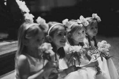 Les 5 photos incontournables lors d'un mariage