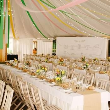 Credits: Makemyday Weddings - Design & Styling