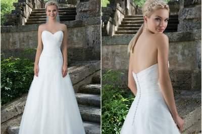 Robes de mariée Sincerity 2016 : pour une mariée éblouissante et glamour