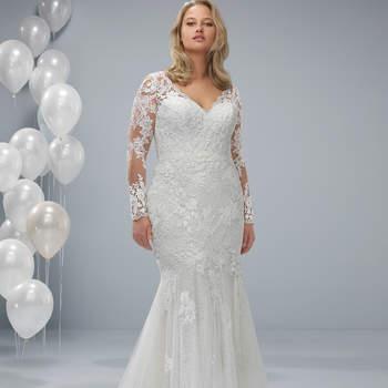 Vestido modelo Ofil da White One Plus