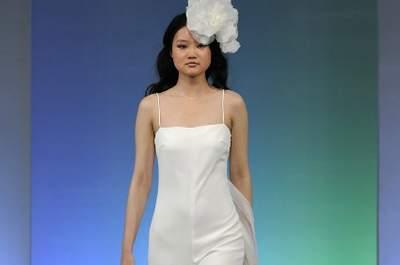 Cymbeline 2013 : une collection de robes de mariée glamour, féminine et impertinente