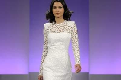 Robes de mariée 2013 en dentelle