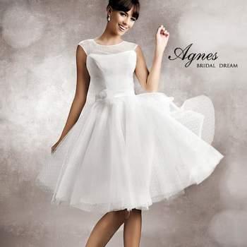 Suknie ślubne Agnes 2013