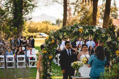 La boda de Fabiola y Antonio, ¡entre mariachis y serenatas!