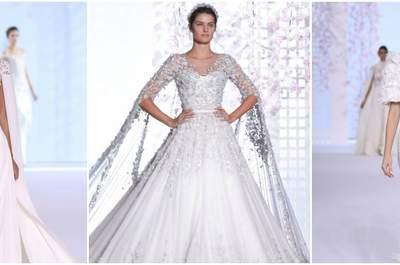 Vestidos de novia de la Paris Fashion Week 2016: 27 vestidos de alta costura