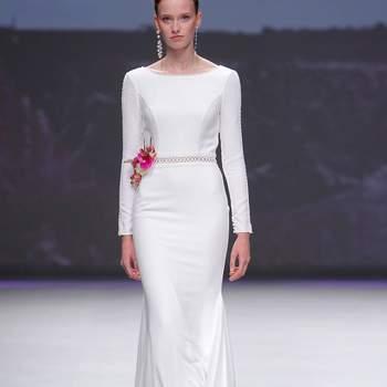 Aire Barcelona. Barcelona Bridal Fashion week.