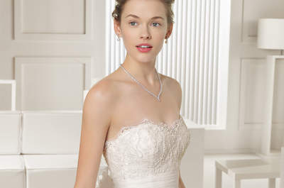 Sweetheart necklines: Accentuate your bust with these incredible 2015 designs