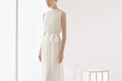 Trend Alert 2017: Stunning High Neck Wedding Dresses