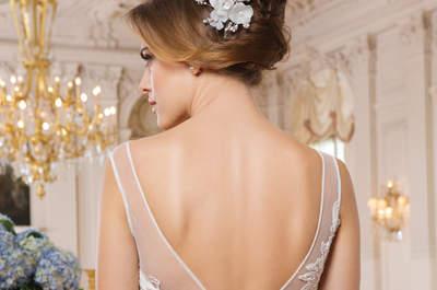 Die Kollektion 2015 von Lillian West: Atemberaubende Brautkleider für den besonderen Auftritt bei Ihrer Hochzeit!