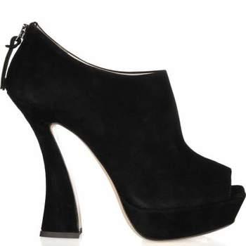 Schuhe von Miu Miu, Foto: Net a porter