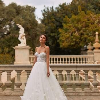 Foto: Pronovias Cruise Collection  Modelo Hannah
