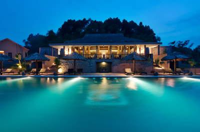 Grandiose Flitterwochen im Vedanā Lagoon Resort und Spa: Eine paradiesische Hochzeitsreise für Sie und Ihren Partner!