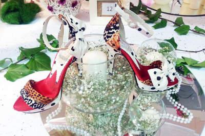 Maßgefertigte Brautschuhe für einen individuellen Auftritt!