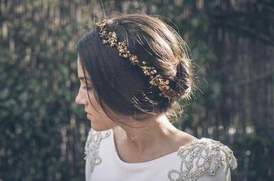 Toutes les tendances coiffures de mariée pour 2016 ? C'est par ici !