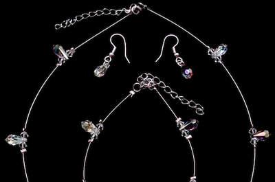 Choisissez les perles pour vos bijoux de mariage avec Poésie des perles