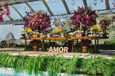 Decoradores do Rio de Janeiro para um mini wedding: 15 especialistas!