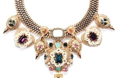Stunning Bridal floral jewellery- 2017