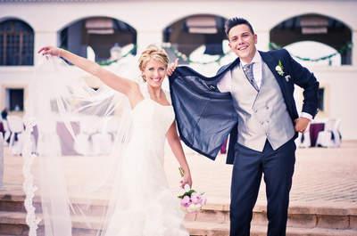 Consigue unas fotografías con luz propia en el día de tu boda gracias a Alfredo Carretón