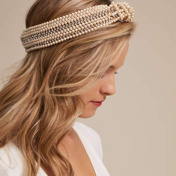 Sirene Pearl Turban, Bhldn